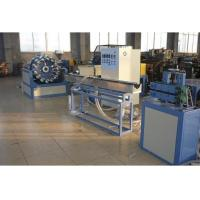 Cheap PVC Plastic Plastic Pipe Extrusion Line PVC Reinforced Tube Extrusion Machine for sale