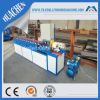 Cheap 0.5 - 1.2mm Thickness Steel Shutter Door Slat Roll Forming Machine 5 - 15 m/min Speed for sale
