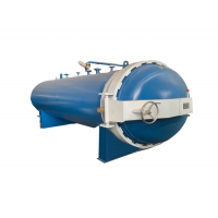 Cheap Timber Vacuum Pressure Impregnation Autoclave Fire Retardant for sale