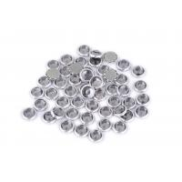 Cheap Strong Glue Rimmed Rhinestones For Garment Nail Art / Shoes / Dresses for sale