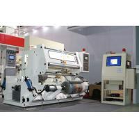 Cheap automatic label print quality inspection machine system doctor rewinder auto rewinding machine for sale