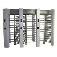 Indoor / Outdoor Security Turnstile Gate 110V / 220V Turnstile Entrance Gates