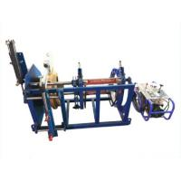 Cheap Bellow Welding Machine for Pipe maximum to 400mm,380V welding machine for hdpe bellow pipe butt welding for sale