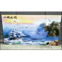 Cheap 2021 Best sale high quality 3d lenticular poster large format lenticular advertising poster 3d flip printing for sale