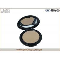 Cheap Natural Color Foundation Makeup Face Powder Compact Powder For Oily Skin for sale