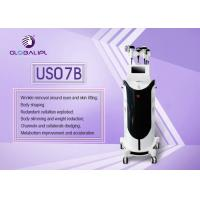 China 7 In 1 Vacuum Liposuction Ultrasonic Cavitation Slimming Machine With MEdical CE on sale
