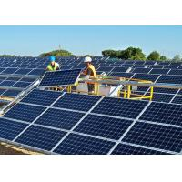 Cheap Safety Residential Solar Panels , Solar Pv Modules 60 M / S Load Capacity for sale