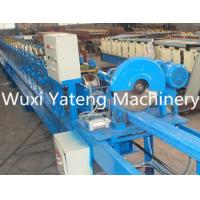Buy cheap Custom Automatic Seamless Gutter Machine Fly Saw Cutting Style With Elbow Machine from wholesalers