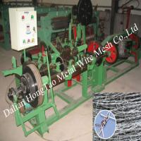 Quality Barbed Wire Machine wholesale