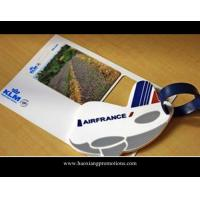 Cheap Custom Rubber Soft PVC airplane Luggage Tag, Bag Tag, Leather Luggage Tag for sale