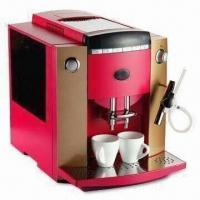 China Fully Auto Coffee Machine with 15Bar Pump Pressure, Stream and Hot Water Functions on sale