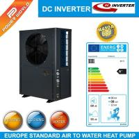 Cheap 220V 50Hz R410A EVI Monobloc DC Inverter Heat Pump With Heating Cooling Hot Water for sale