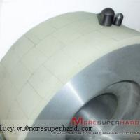 Cheap Vitrified Bond Diamond Wheel For Precision Grinding Of PDC lucy.wu@moresuperhard.com for sale