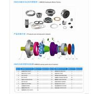 Cheap Poclain MS25 series piston motor spare parts for sale