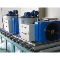 Cheap High Efficiency Flake Ice Machine For Processing Poultry 380V for sale