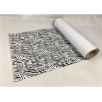 Cheap PU Army Metallic Vinyl Rolls High Durability Excellent Durability And Washability for sale