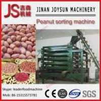Cheap Agriculture Automatic Peanut Picker Machine / Peanut Sorting Machine spring maker machine for sale