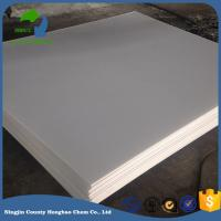 Cheap High Density Polythene Hdpe Virgin Board Wear Abrasion Resistant Engineering Plastic Panel for sale