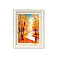 Cheap PS / MDF Frame Nature Scenery 5D Pictures / Lenticular Poster Printing for sale