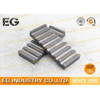 Buy cheap Fine Grain Custom Graphite Molds For Diamond Products Sintering 48 HSD Hardness from wholesalers