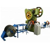 Buy cheap Concertina Barbed Wire Making Machine , Automatic Razor Barbed Wire Machine from wholesalers