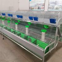 Cheap High Quality Galvainzed female rabbit poultry equipments cheap rabbit cages for sale for sale