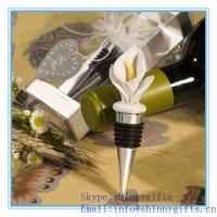 China CALLA LILY BOTTLE STOPPER on sale