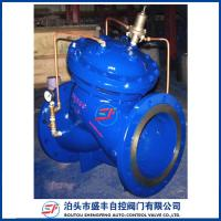 Cheap AX742 safety relief valve ductile iron safe relief valve for sale