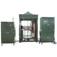 Buy cheap Inline Auto Flame Brazing Welding Equipment for  Evaporator and Condenser 1-3.5m/min from wholesalers
