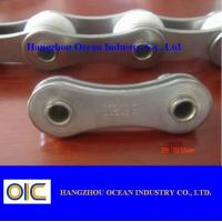 Cheap Transmission Spare Parts Hollow Pin Conveyor Chains For Factory Product line for sale