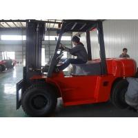 Cheap Low Noise Industrial Forklift Truck , Loading High Reach 3 Tonne Forklift for sale
