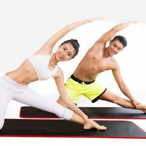 China Non SlipFitness Yoga Mat Extra Thick Yoga Mat 10mm NRB Material For Men / Women on sale