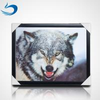 Cheap UV Printing 3D Lenticular Picture Frame For Home Decoration for sale