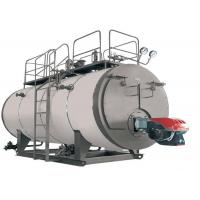 Cheap Horizontal Type High Pressure Industrial Steam Boiler , Oil Fired Steam Boiler for sale