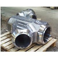 China Forged Forging Steel Eccentric Lateral Tees T-piece ( Laterals Y-Piece,Equal Tees) on sale