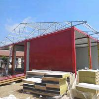 Buy cheap Professional Shipping Container Architecture Prefabricated Frame from wholesalers