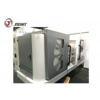 China Precision Diameter Computerized Lathe Machine 105mm Spindle Through Hole on sale