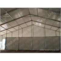 Cheap 2600 Sqm Clear Span Huge Tent Rentals , Outdoor Tents For Events Exhibitions wholesale