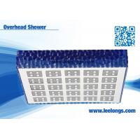 Buy cheap Square Overhead Shower Head 200mm / 150mm , Ceiling Rainfall Shower Head from Wholesalers