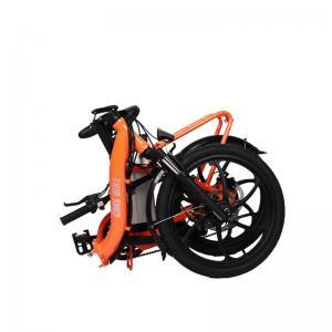 Cheap 36V 500W Rear Drive 20 Inch Folding Electric Bike for sale