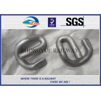 Rail Components, Fasteners and Rail Elastic clips with HDG coating
