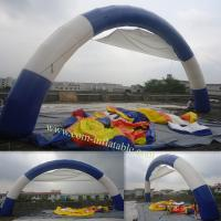 Cheap Outdoor Event Inflatable Arch / Gate  Inflatable Advertising Signs for sale