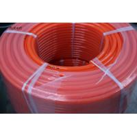 Buy cheap PU cord Polyurethane Round Belt Rough Smooth Orange color for Ceramic tile from wholesalers