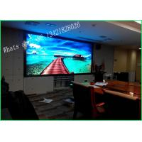 Buy cheap P3 Rental RGB Stage LED Screen , Stage Video Screens Full Color Waterproof from wholesalers