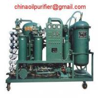 China Lubricating Regeneration Oil Purifier on sale