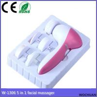 Cheap Small Package All Skin Types Application Electric Rotary Face Massager For Personal Beauty for sale