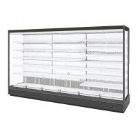 Cheap Energy Saving Open Display Fridge , Open Air Refrigerated Display Cases for sale