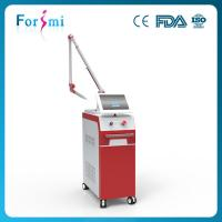 China Medical Q Switched Nd Yag Laser Tattoo Removal Pigment and Vascular Lesions Removal Machine on sale