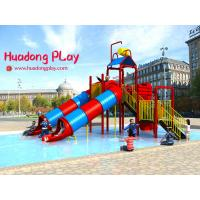 Cheap Popular Water Playground Equipment , Swimming Pool Commercial Water Park Equipment Superior for sale