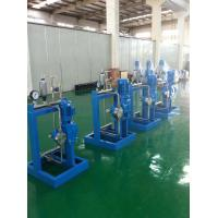 Cheap Electric Skid Mounted Pumping Systems , Chemical Metering Pump Skids for sale